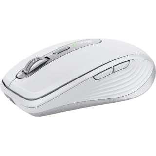 MX1700M マウス MX Anywhere 3 for Mac ペイルグレー [レーザー /6ボタン /Bluetooth /無線(ワイヤレス)]