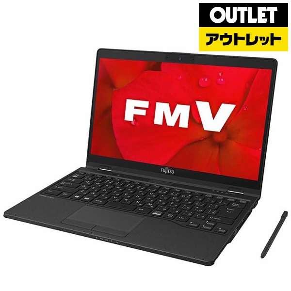 【アウトレット品】 LIFEBOOK UH95/D2 ノートパソコン ピクトブラック FMVU95D2B [13.3型 /intel Core i7 /SSD:512GB /メモリ:8GB /2019年夏モデル] 【生産完了品】