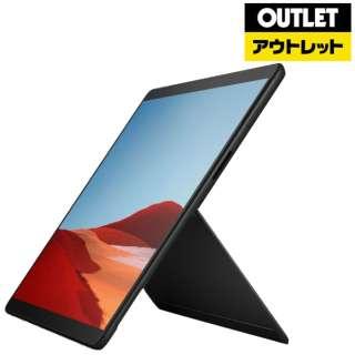 【アウトレット品】 Surface Pro X【LTE対応 SIMフリー】 [13型 /SSD 256GB /メモリ 16GB /Microsoft SQ1 /ブラック /2020年] QFM-00011 Windowsタブレット(キーボード別売) サーフェスプロX 【生産完了品】