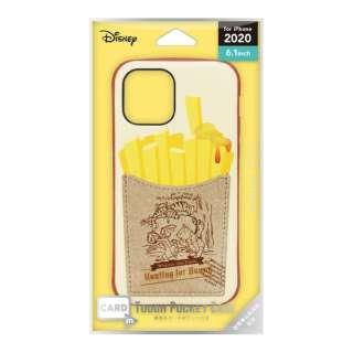 iPhone 12/12 Pro 6.1インチ対応タフポケットケース くまのプーさん Premium Style くまのプーさん PG-DPT20G04POO