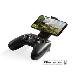 69089 ゲームパッド SteelSeries [Bluetooth /Mac OS・iOS /11ボタン]