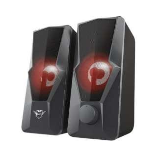 23737 PCスピーカー GXT 610 Argus Illuminated 2.0 Speaker Set [USB電源]