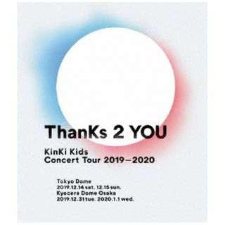 【特典付き】 KinKi Kids/ KinKi Kids Concert Tour 2019-2020 ThanKs 2 YOU 通常盤 【ブルーレイ】