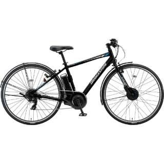 27型 電動アシストクロスバイク TB1 ティービーワン e(E.Xブラック/7段変速) TB7B41 【組立商品につき返品不可】