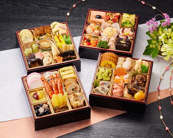 京都しょうざん和風おせち料理「紙屋川」三段重 70品目 3 4人前【おせち】