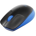 マウス ブルー M190BL [光学式 /無線(ワイヤレス) /4ボタン /USB]
