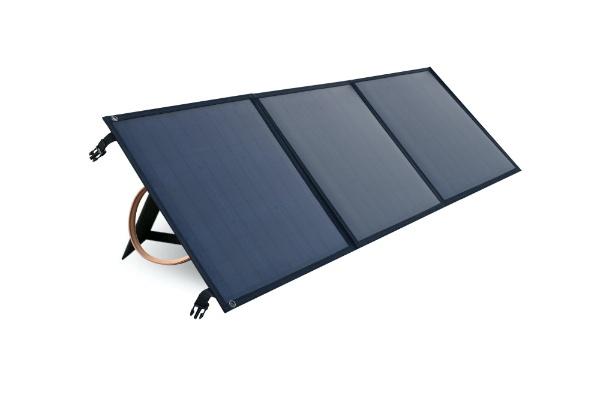 SmartTapスマートタップ STSL120FD-MC4DC PowerArQソーラーパネル[PowerArQ Solar Foldable 120W/18V 折りたたみ式 ETFE MC4端子 DC出力付き]
