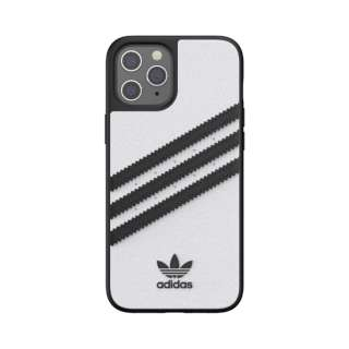 iPhone 12 Pro Max 6.7インチ対応OR Moulded Case SAMBA FW20 WH/BK 42239