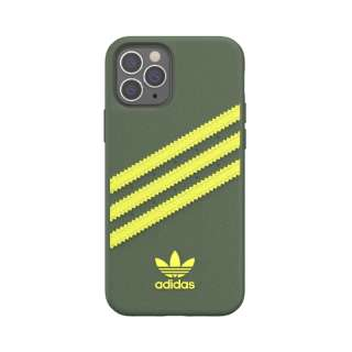 iPhone 12/12 Pro 6.1インチ対応 OR Moulded Case SAMBA FW20 イエロー 42254