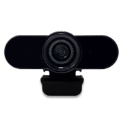 JWC-C500B-BK ウェブカメラ マイク内蔵 agreen [有線/500万画素]
