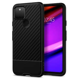 Pixel 5 Case Core Armor Matte Black SGP ACS01909