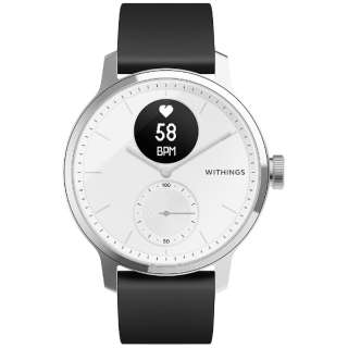 ScanWatch 42mm White