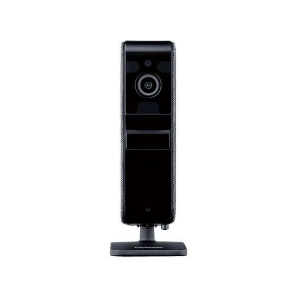 ホームネットワークシステム 屋内HDカメラ ブラック KX-HRC100-K [暗視対応 /無線]