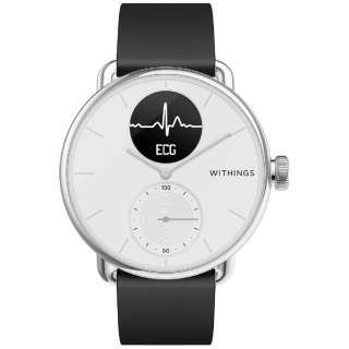 ScanWatch 38mm White