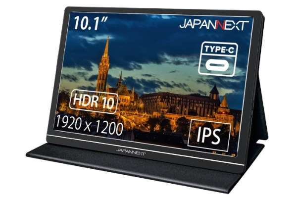 JAPANNEXT JN-MD-IPS1010HDR