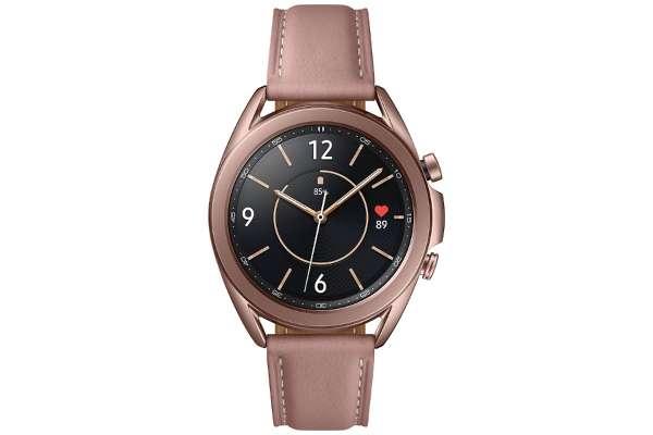 サムスン「Galaxy Watch3」SM-R850NZDAXJP