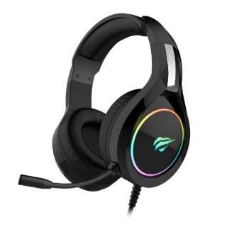 HVH2232d ゲーミングヘッドセット GAMENOTE ブラック [φ3.5mmミニプラグ /両耳 /ヘッドバンドタイプ]