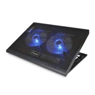 ノートパソコン対応[~14インチ] 冷却スタンド GAMENOTE ブラック HV-F2050