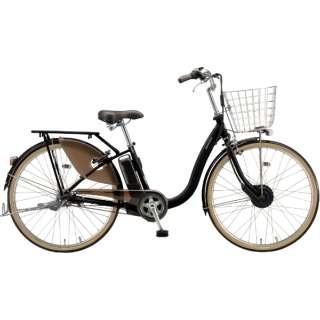電動アシスト自転車 フロンティアデラックス T.Xクロツヤケシ F6BB41 [26インチ /3段変速] 【組立商品につき返品不可】