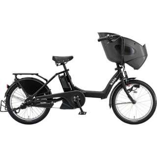 電動アシスト自転車 bikke POLAR e T.Xクロツヤケシ BRCC40 [20インチ /3段変速] 【組立商品につき返品不可】