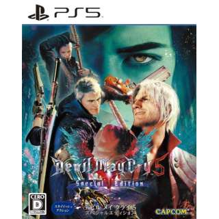 Devil May Cry 5 Special Edition ELJM-30002 【PS5】