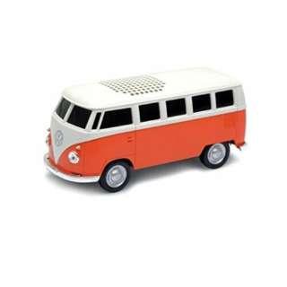ブルートゥーススピーカー VW T1 Bus オレンジ 659551 [Bluetooth対応]