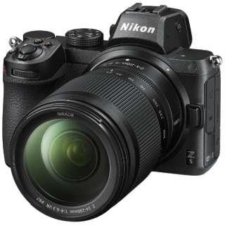 Nikon Z 5 ミラーレス一眼カメラ 24-200レンズキット ブラック [ズームレンズ]