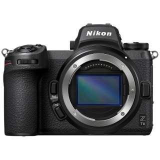 Nikon Z 7II ミラーレス一眼カメラ ブラック [ボディ単体]
