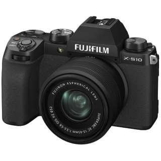 X-S10 ミラーレス一眼カメラ XC15-45mmレンズキット [ズームレンズ]