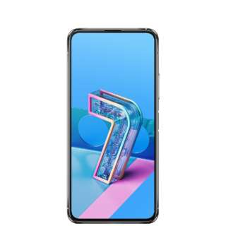 ZenFone 7 Pro パステルホワイト「ZS671KS-WH256S8」Snapdragon 865 Plus 6.67型 メモリ/ストレージ: 8GB/256GB nanoSIMx2 DSDV ドコモ/au/ソフトバンク対応 SIMフリースマートフォン