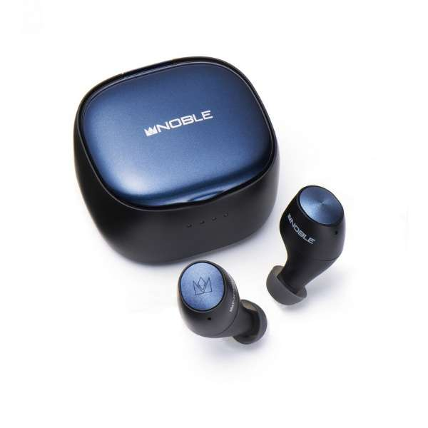 フルワイヤレスイヤホン ブラック NOB-FALCON2-B [マイク対応 /ワイヤレス(左右分離) /Bluetooth]