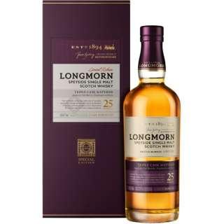 シークレット スペイサイド コレクション ロングモーン カスク・ストレングス 25年 700ml【ウイスキー】