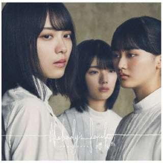 【初回特典付き】 櫻坂46/ Nobody's fault 初回仕様限定盤TYPE-A 【CD】