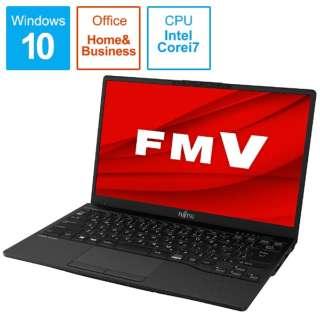 FMVU90E3B ノートパソコン LIFEBOOK UH90/E3 ピクトブラック [13.3型 /intel Core i7 /SSD:512GB /メモリ:8GB /2020年冬モデル]
