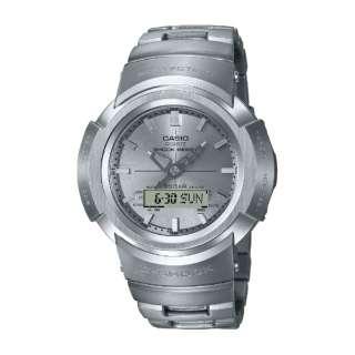 【ソーラー電波時計】G-SHOCK (Gショック)アナログ×デジタルウォッチ 【AW-500】シリーズ フルメタル化モデル AWM-500D-1A8JF