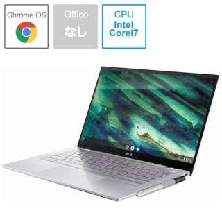 C436FA-E10162 ノートパソコン Chromebook Flip(コンバーチブル型) エアロジェルホワイト [14.0型 /intel Core i7 /SSD:512GB /メモリ:16GB /2020年10月モデル]