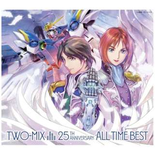 TWO-MIX:25th Anniversary ALL TIME BEST 初限盤BLU付 【CD】