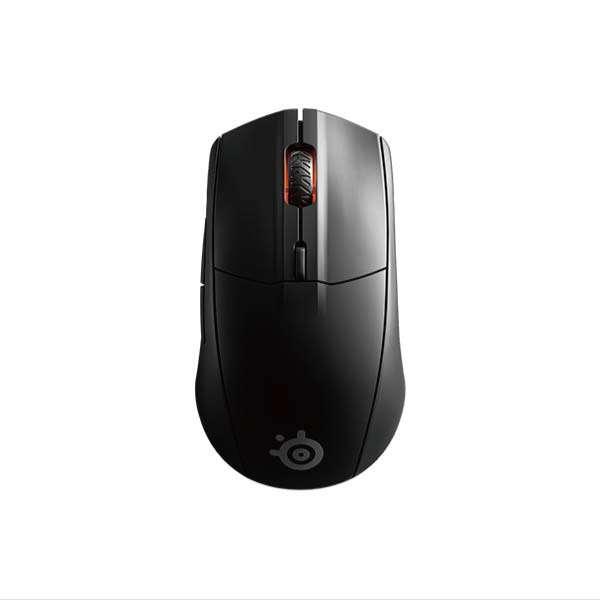 ゲーミングマウス Rival 3 STEELSERIES ブラック 62521 [光学式 /無線(ワイヤレス) /6ボタン /Bluetooth]