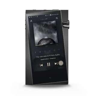 ハイレゾポータブルプレーヤー A&norma SR25 Onyx Black AK-SR25-OB [64GB /ハイレゾ対応]