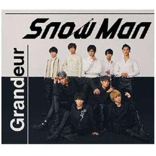【特典付き】 Snow Man:タイトル未定(初回盤A)(DVD付) 【CD】