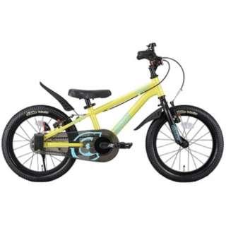14型 幼児用自転車 D-Bike Master+ ディーバイクマスタープラス(イエロー) 【3歳半以上向け】 【組立商品につき返品不可】