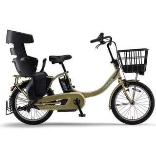 電動アシスト自転車 PAS Babby un SP マットアンバー PA20BSPR [3段変速 /20インチ] 【2021年モデル】【組立商品につき返品不可】