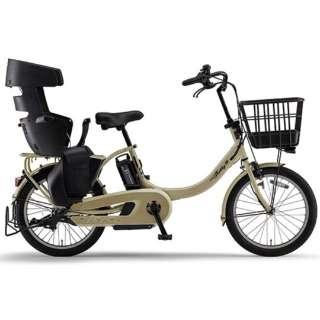 電動アシスト自転車 PAS Babby un SP マットカフェベージュ PA20BSPR [3段変速 /20インチ] 【2021年モデル】【組立商品につき返品不可】
