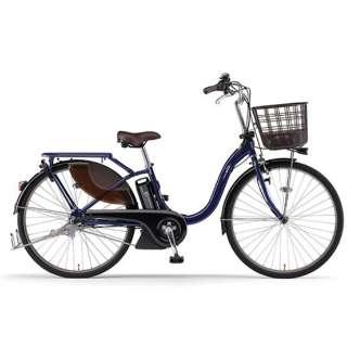 電動アシスト自転車 PAS With ノーブルネイビー PA26W [26インチ /3段変速] 【2021年モデル】【組立商品につき返品不可】
