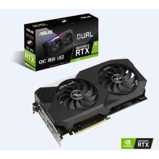 グラフィックボード DUAL-RTX3070-O8G [8GB /GeForce RTXシリーズ]