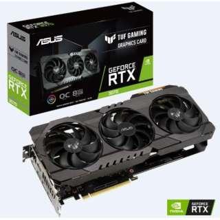 グラフィックボード TUF-RTX3070-O8G-GAMING [8GB /GeForce RTXシリーズ]