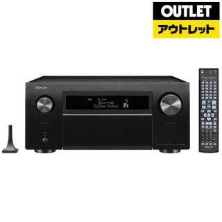 【アウトレット品】 AVC-X8500H AVアンプ ブラック [ハイレゾ対応 /Bluetooth対応 /Wi-Fi対応 /DolbyAtmos対応] 【再調整品】