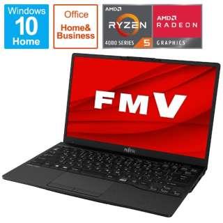FMVU75E3BB ノートパソコン LIFEBOOK UH75/E3 ピクトブラック [13.3型 /AMD Ryzen 5 /SSD:512GB /メモリ:8GB /2020年冬モデル]