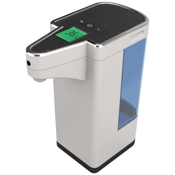 サーモフレッシュ [ハンドスプレーディスペンサー(温度検知機能付き)] TOA-TMF-001