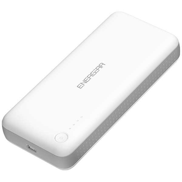 USB PD対応 モバイルバッテリー [10000mAh /1ポート /充電タイプ] ホワイト GP-PBC45S10A/W [10000mAh /1ポート /USB Power Delivery対応 /USB-C /充電タイプ]